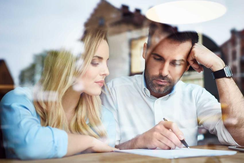 Are joint finances stopping you getting credit?
